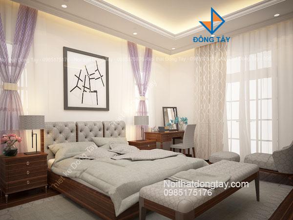 Thiết kế phòng ngủ đẹp