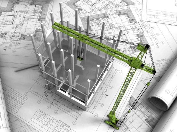 Các bước thiết kế thi công công trình