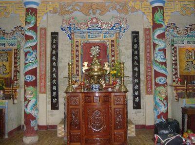 Bàn thờ tổ tiên, Nét văn hóa dân tộc