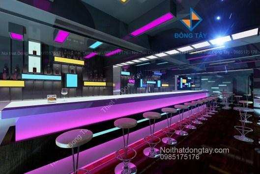 Mẫu quán bar
