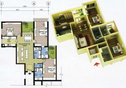 Phong Thủy cho ban công nhà chung cư