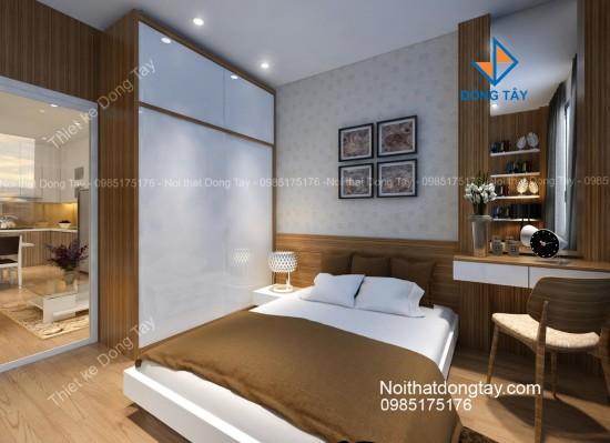 Thiết kế kiến trúc phòng ngủ