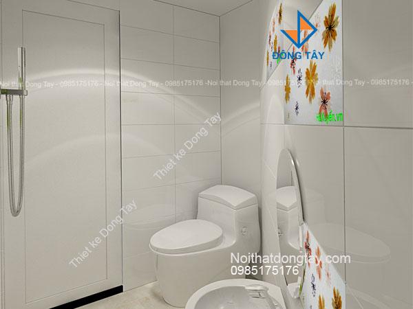 Thiết kế phòng vệ sinh mầm non